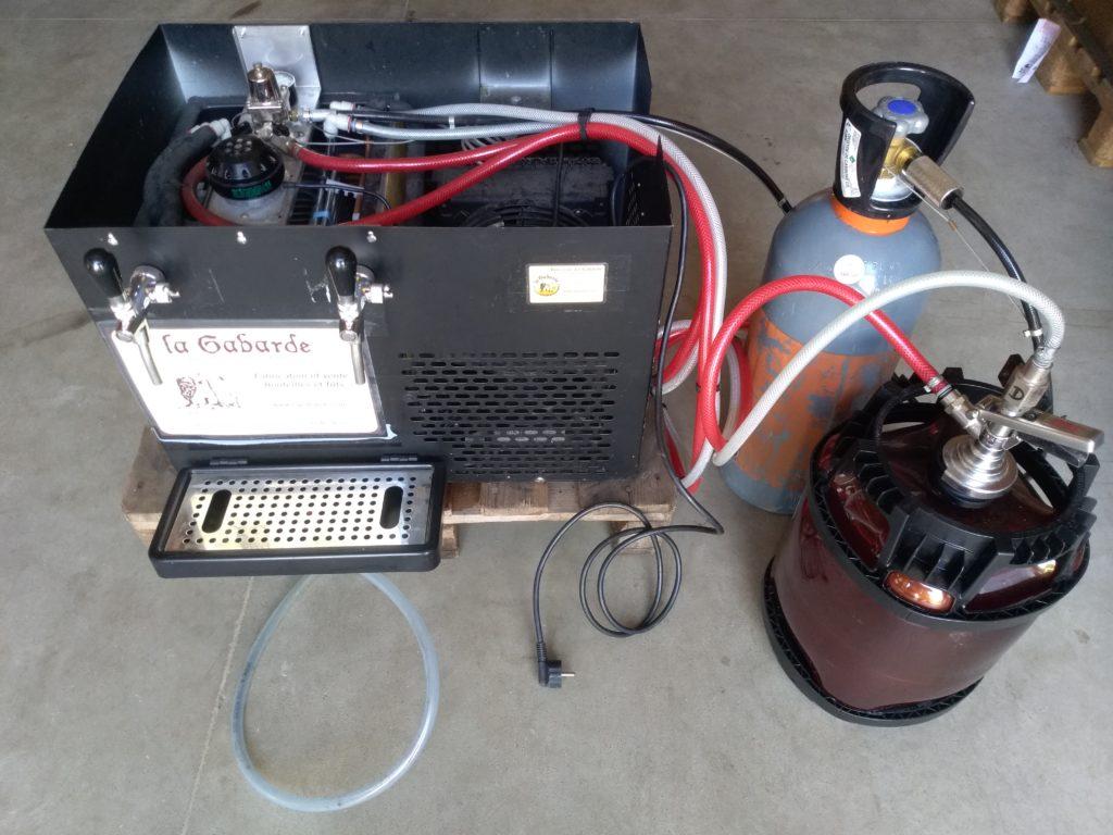 Raccorder le fût de réservoir de CO2 événements de vitesse de datation à West Palm Beach